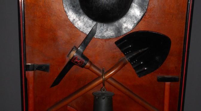 Visite du musée de la mine à Ronchamp