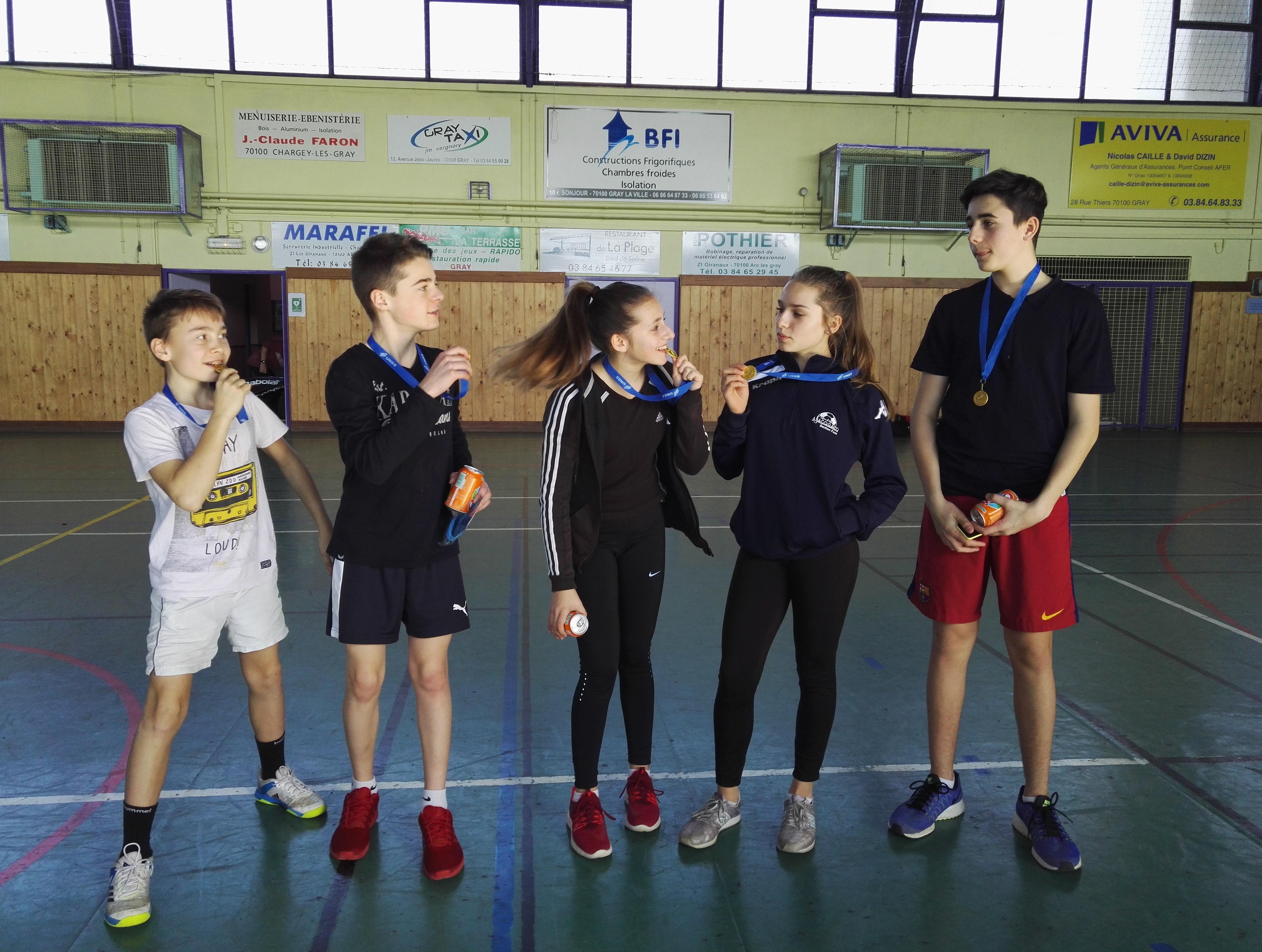 Association Sportive Coll¨ge Albert JACQUARD